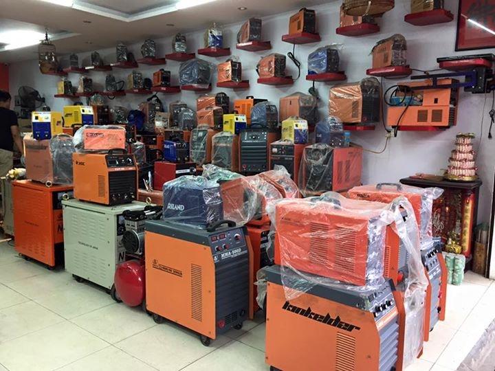 Toàn Thắng- Nhà cung cấp thiết bị Hàn - Cắt chuyên nghiệp